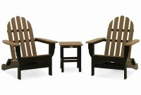 Paterson Adirondack 3 Piece Seating Group within sizing 2021 X 2021
