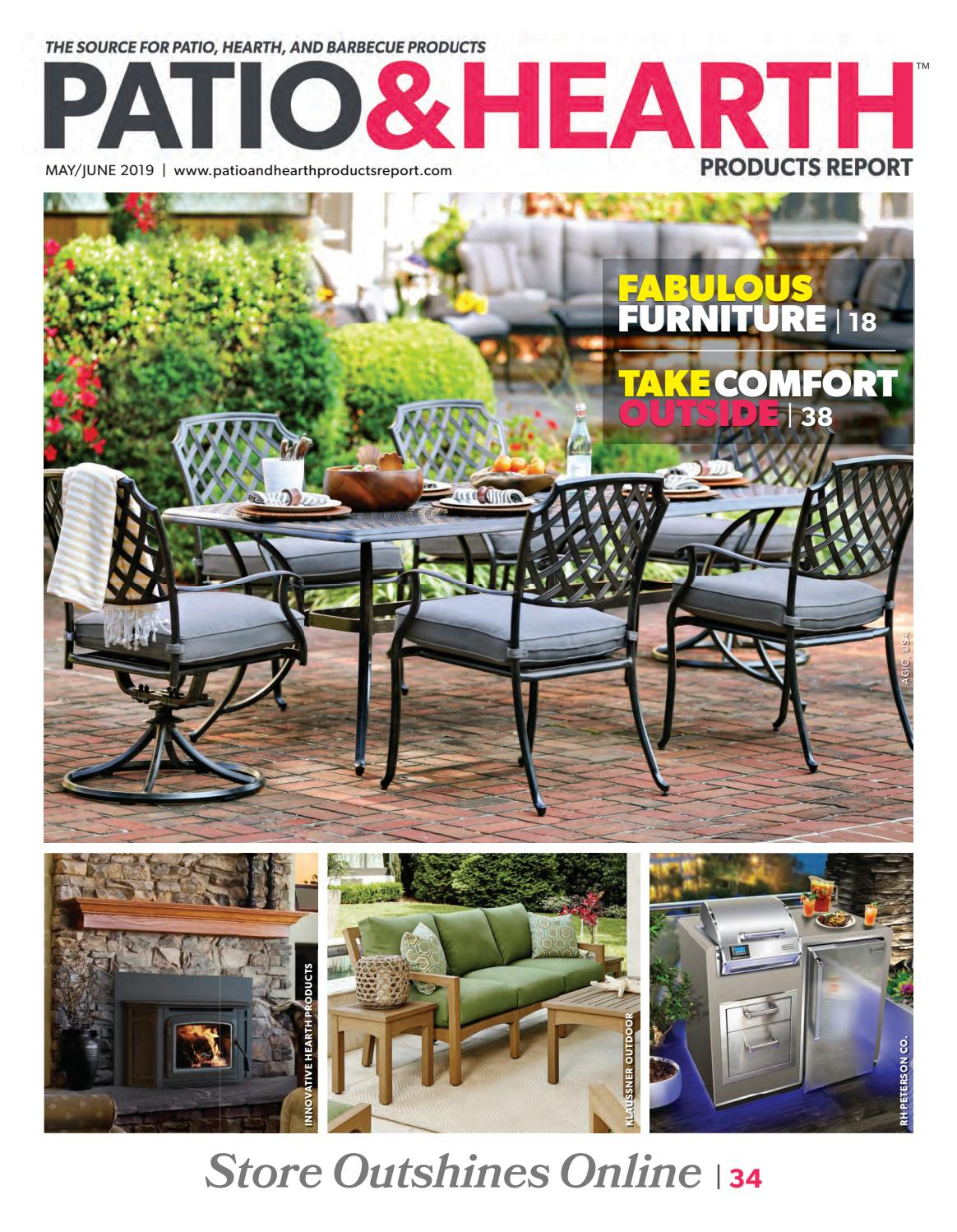 Patio Hearth Products Report Mayjune 2019 Peninsula in size 1164 X 1498