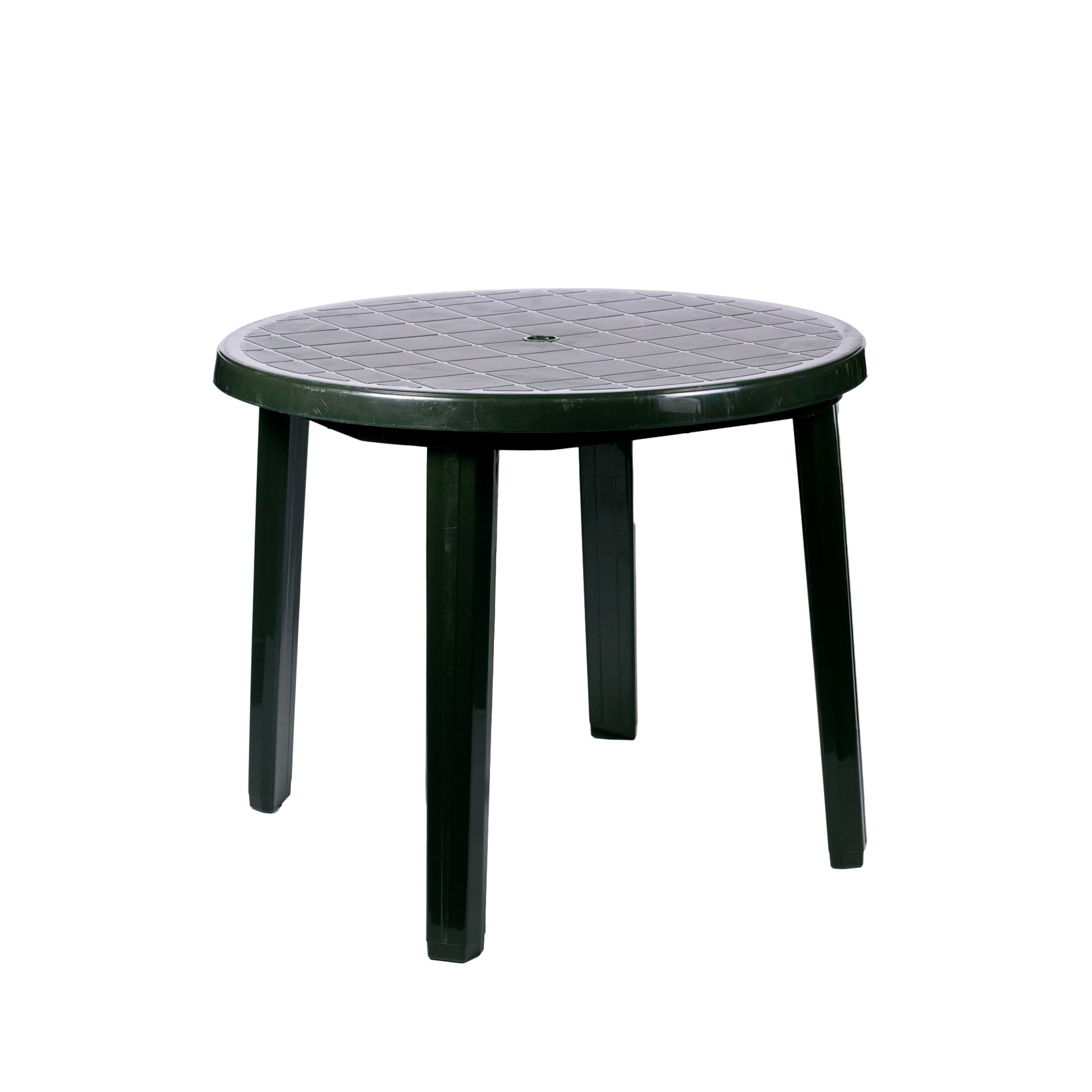 Plastic Patio Table Green inside size 1667 X 1667