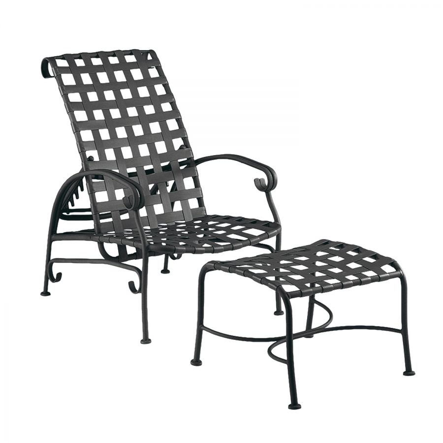 Ramsgate Strap Adjustable Lounge Chair inside size 900 X 900