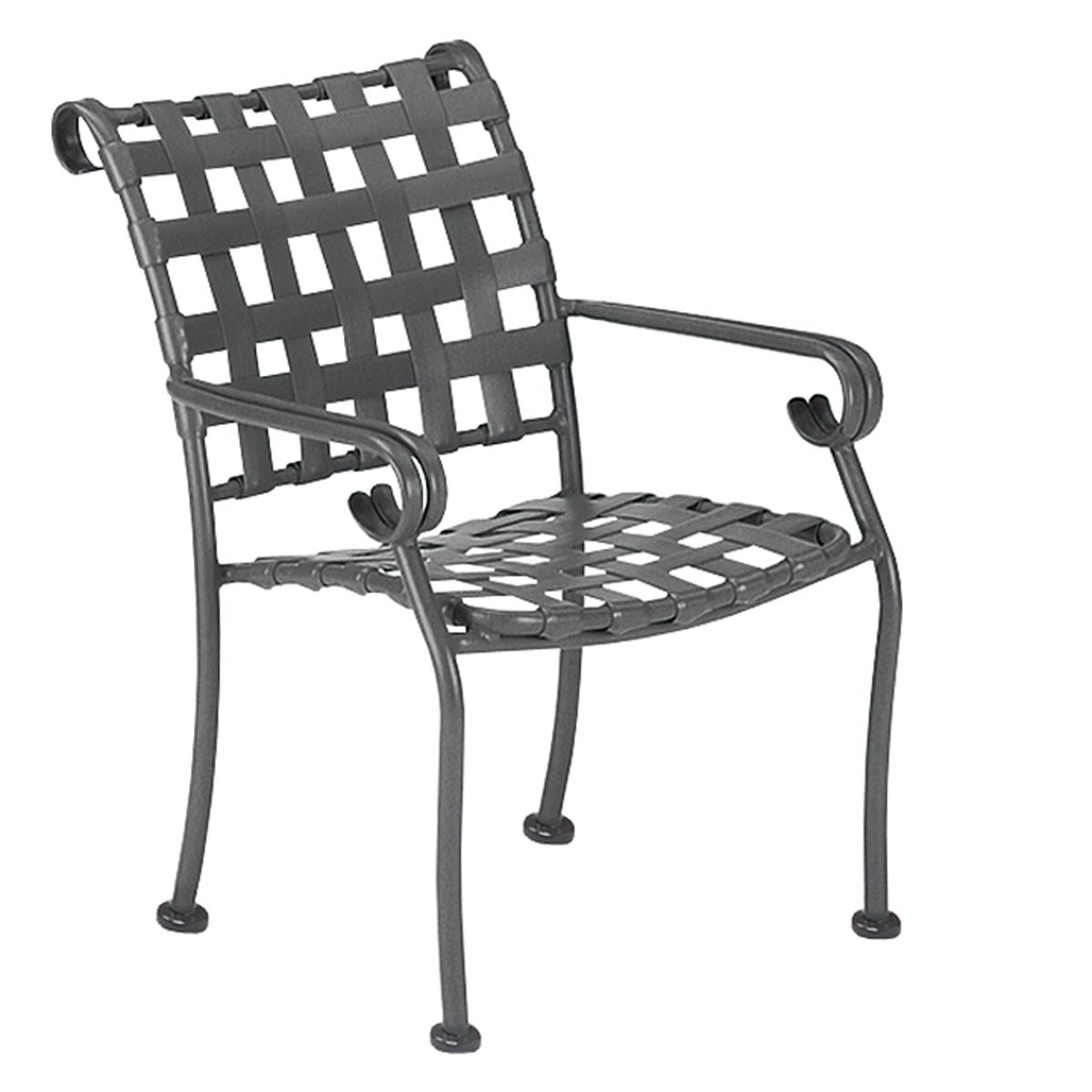 Ramsgate Strap Dining Armchair Stackable intended for dimensions 1200 X 1200