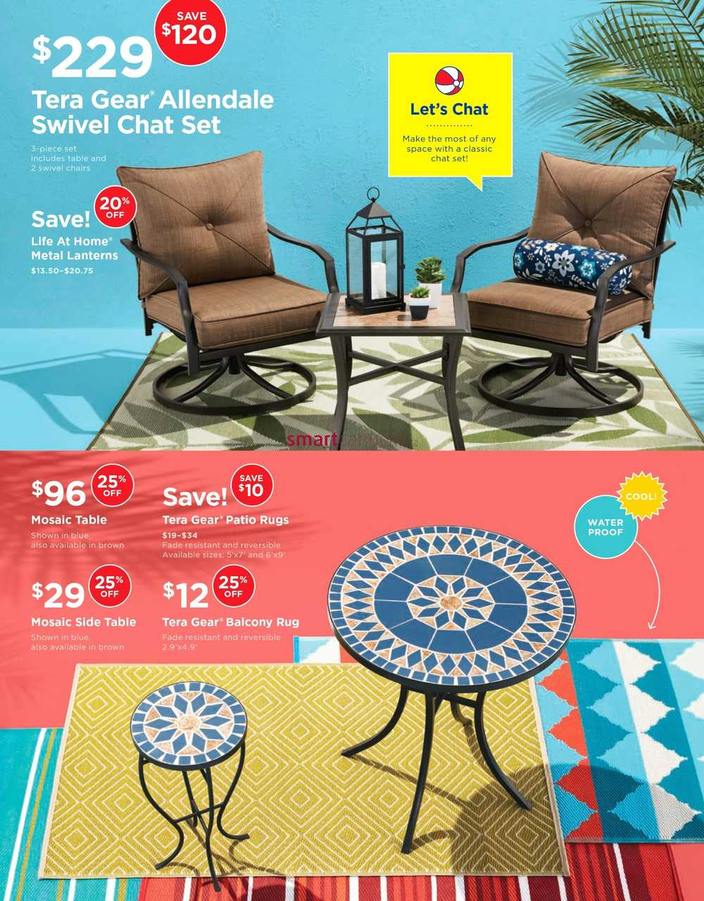 Real Canadian Superstore Outdoor Living Flyer May 6 To 23 in size 1000 X 1279