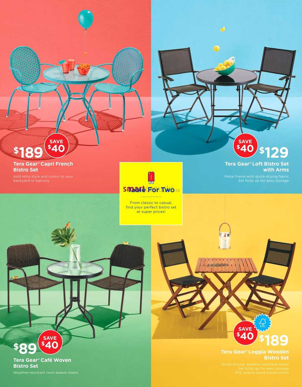 Real Canadian Superstore Outdoor Living Flyer May 6 To 23 throughout measurements 1000 X 1279