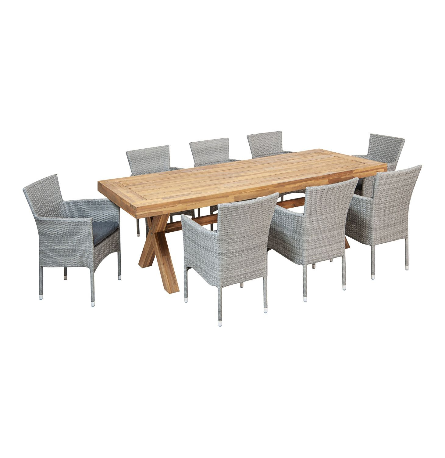 Terrace Leisure Sahara Dining Set Outdoor Furniture Sets with regard to dimensions 1460 X 1500