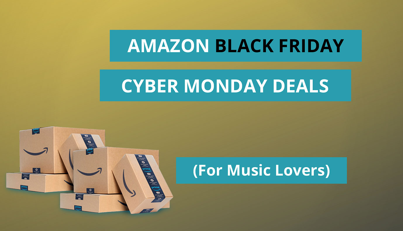 The Best Black Friday Cyber Monday Deals For Music Lovers inside proportions 1379 X 792
