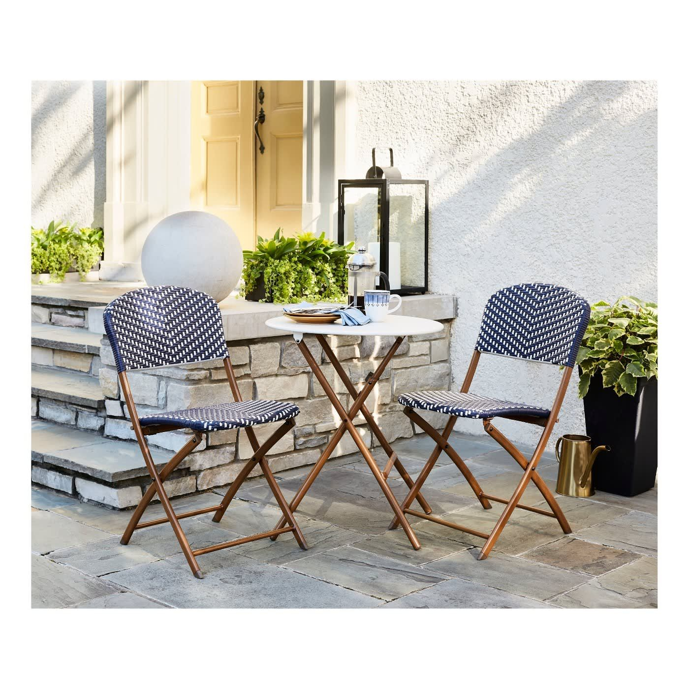 The Best Outdoor Furniture For Small Patios And Balconies with regard to proportions 1400 X 1400
