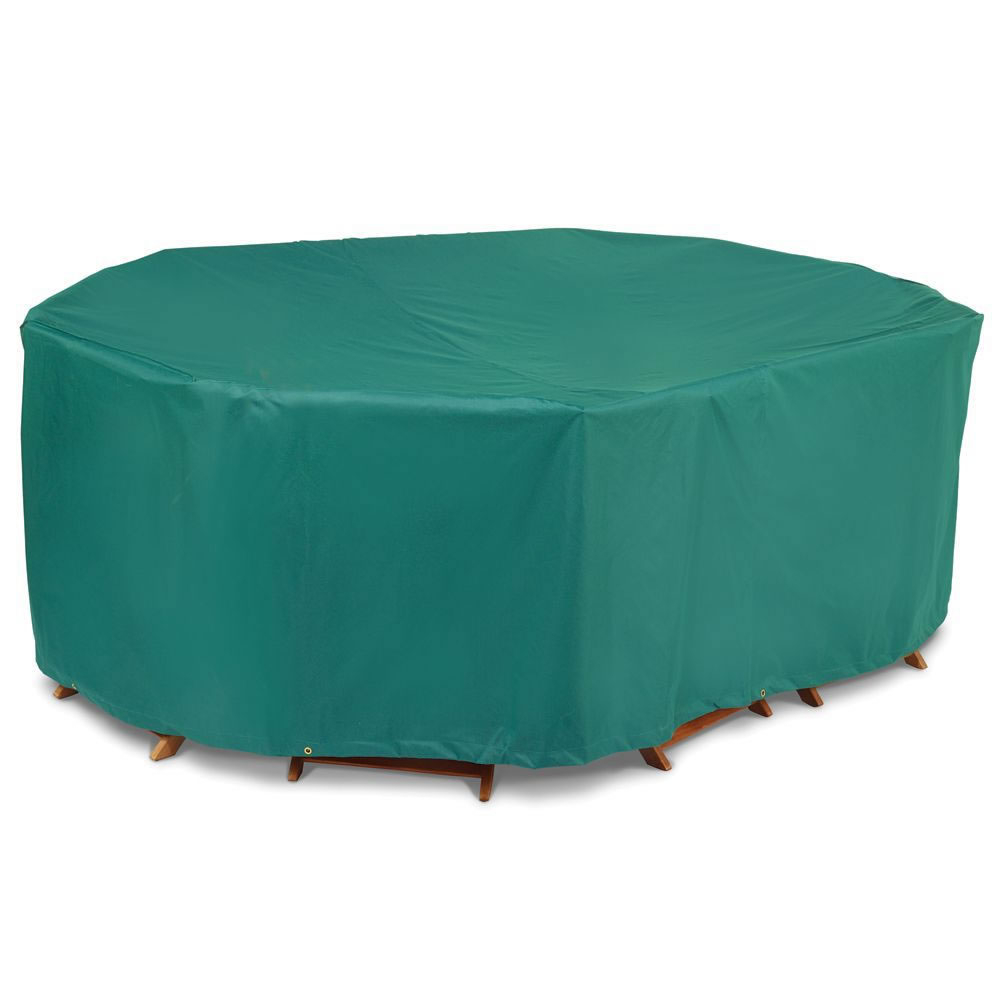 The Better Outdoor Furniture Covers Oval Table And Chairs Cover intended for proportions 1000 X 1000