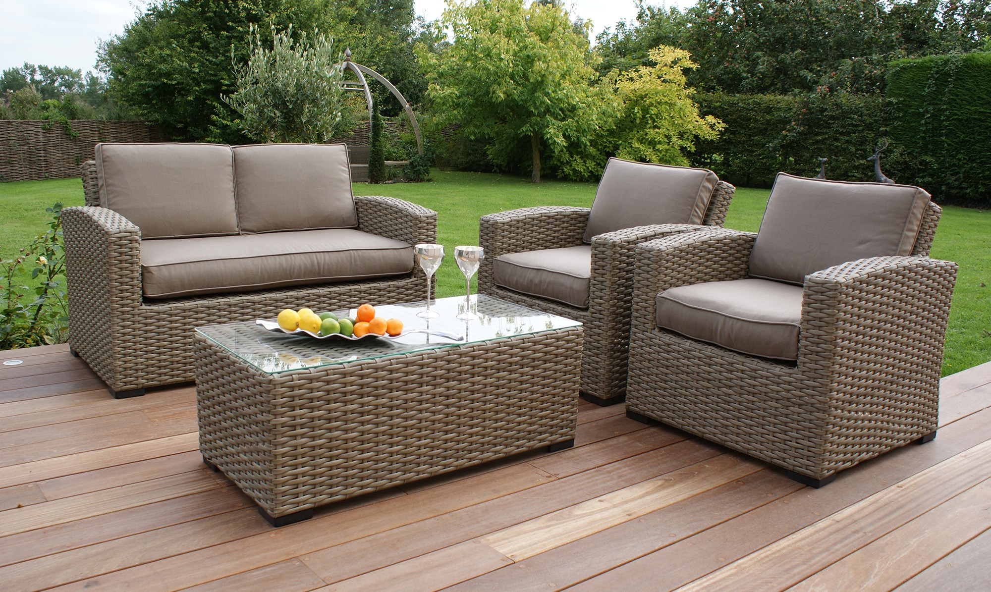 Tips For Buying Rattan Garden Furniture That Will Last inside dimensions 2000 X 1195