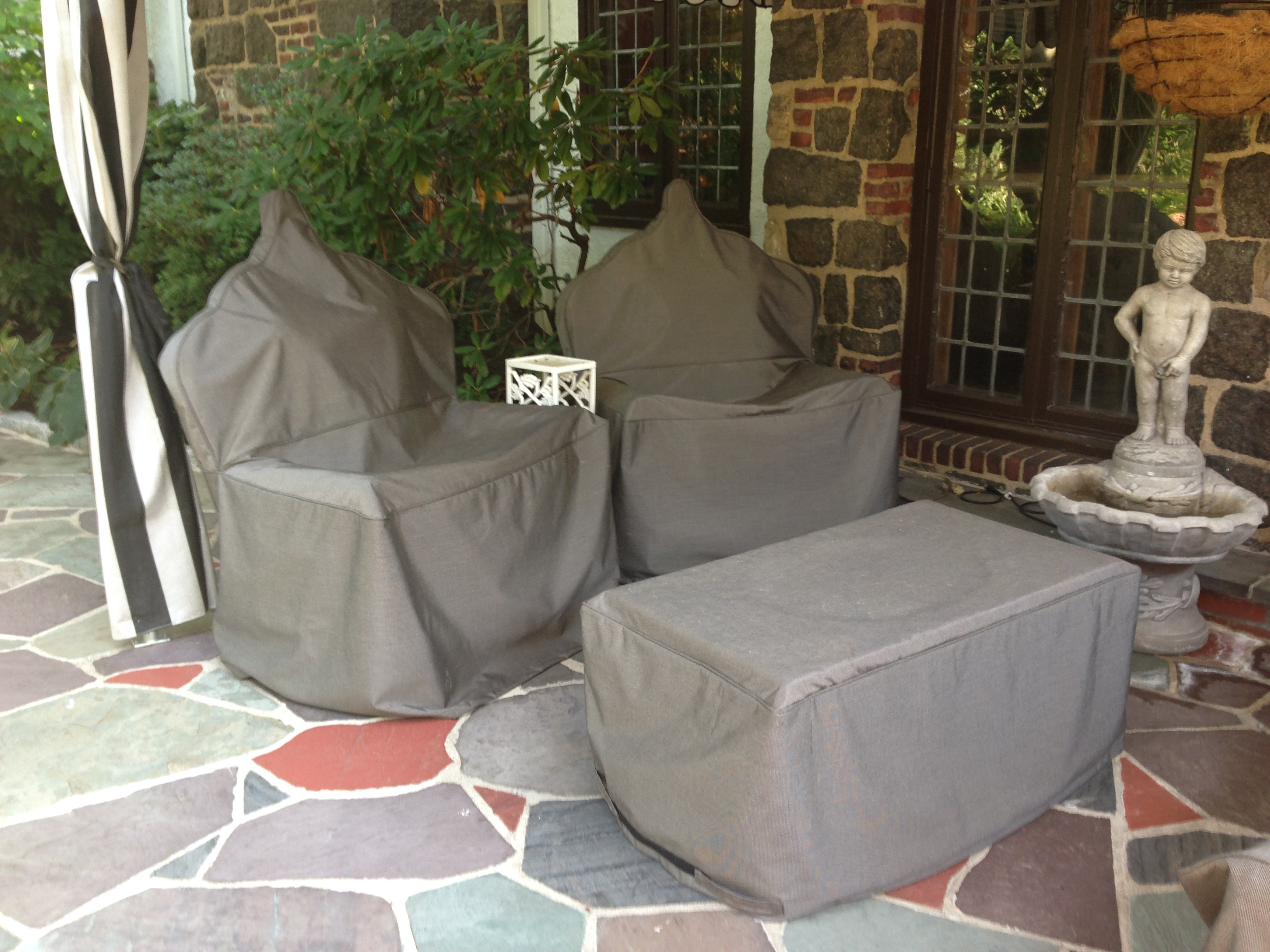 Waterproof Patio Furniture Covers Outdoor Sectional Covers throughout size 3264 X 2448