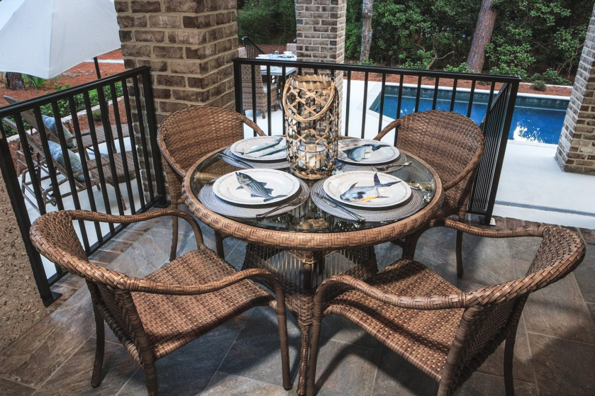Why Wicker Is Better Than Steel Patio Furniture Palm Casual for proportions 1200 X 800