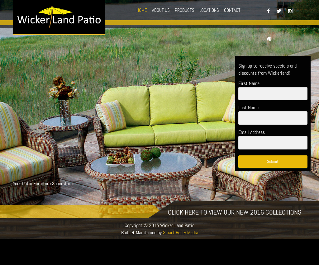 Wicker Land Patio Home Competitors Revenue And Employees pertaining to proportions 1024 X 851