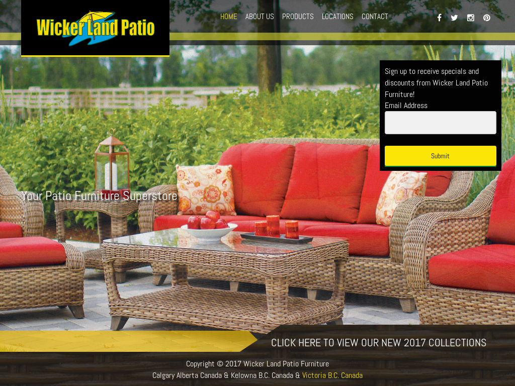 Wicker Land Patio Home Competitors Revenue And Employees regarding size 1024 X 768